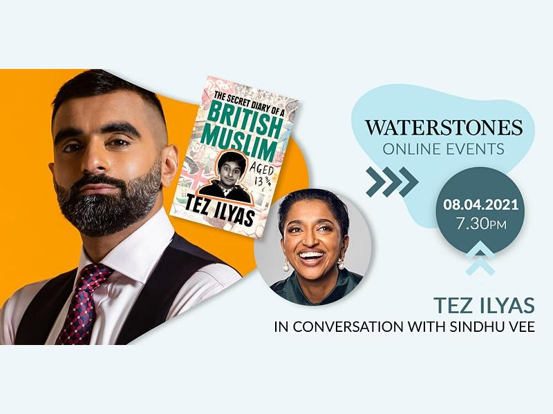 Tez Ilyas In Conversation With Sindhu Vee