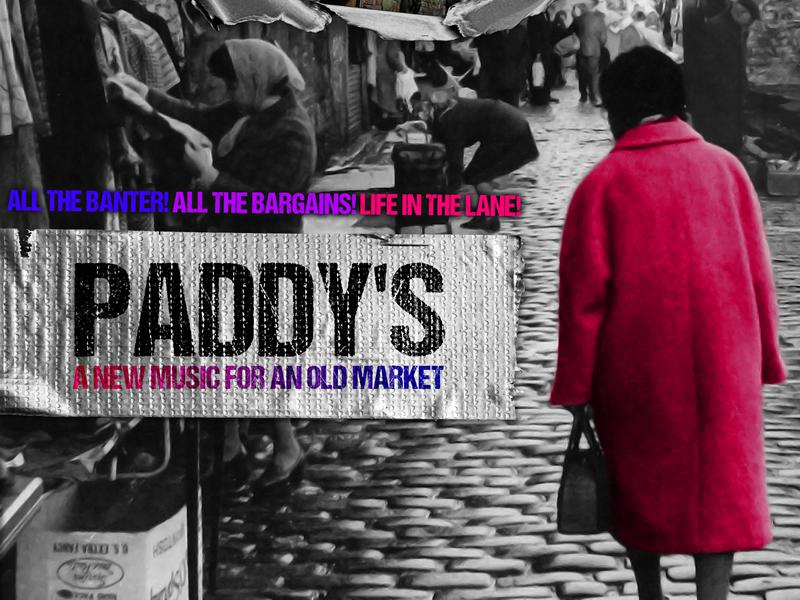 Paddy's: A New Music, An Old Market