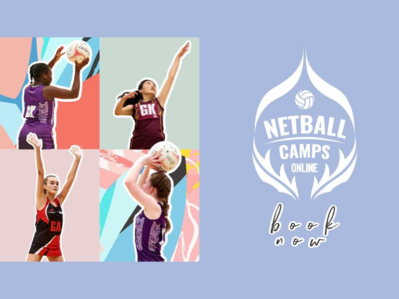 Online Netball Camps