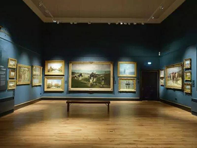The Man Who Could Paint Anything – The Legacy of Thomas Stuart Smith