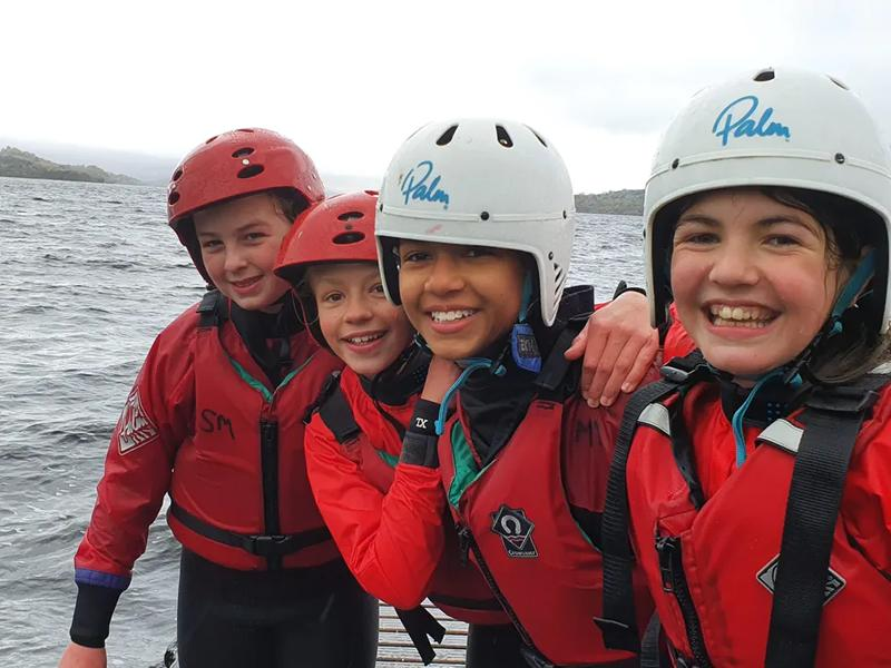 Summer Holiday Adventure Camps