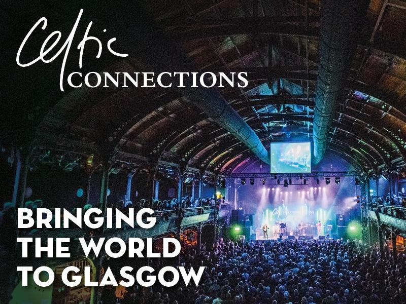 Curtain set to rise on Celtic Connections 2019