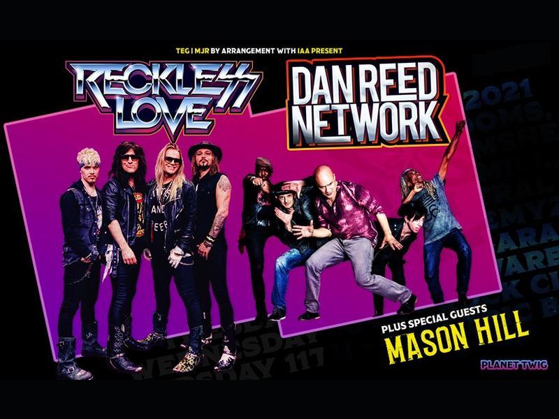Reckless Love & Dan Reed Network