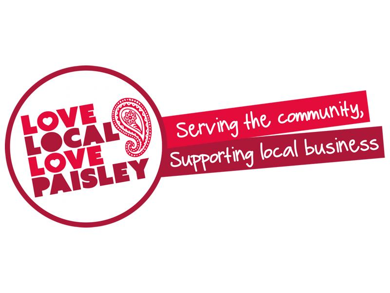 Love Local, Love Paisley!