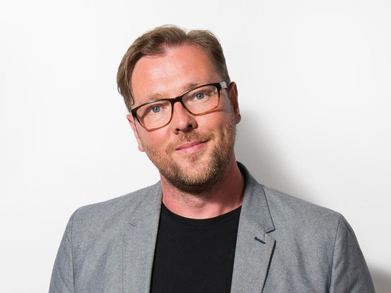 Damian Barr on ''Maggie and Me''