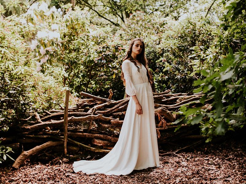 Say Yes to the Sustainable Wedding Dress