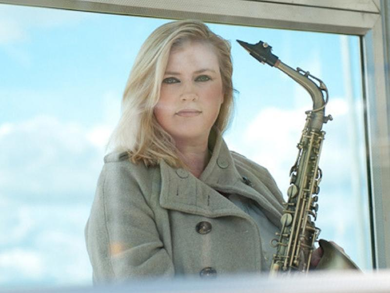 Edinburgh Jazz and Blues Festival:  Laura Macdonald History of Jazz Saxophone