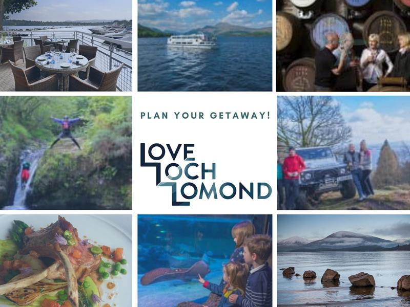 New look, new website for Love Loch Lomond