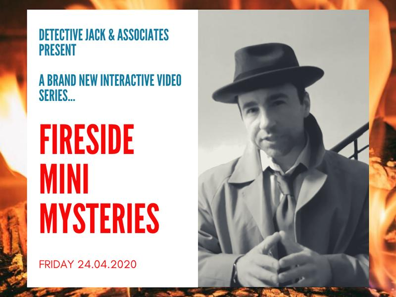 Fireside Mini Mysteries