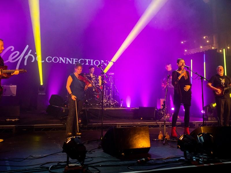 Shooglenifty, RANT, The Paul McKenna Band, Fiona Hunter & Amira Kheir