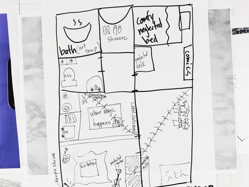 Documenting With Hand-Drawn Maps