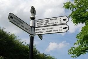 Dams 2 Darnley Health Walks