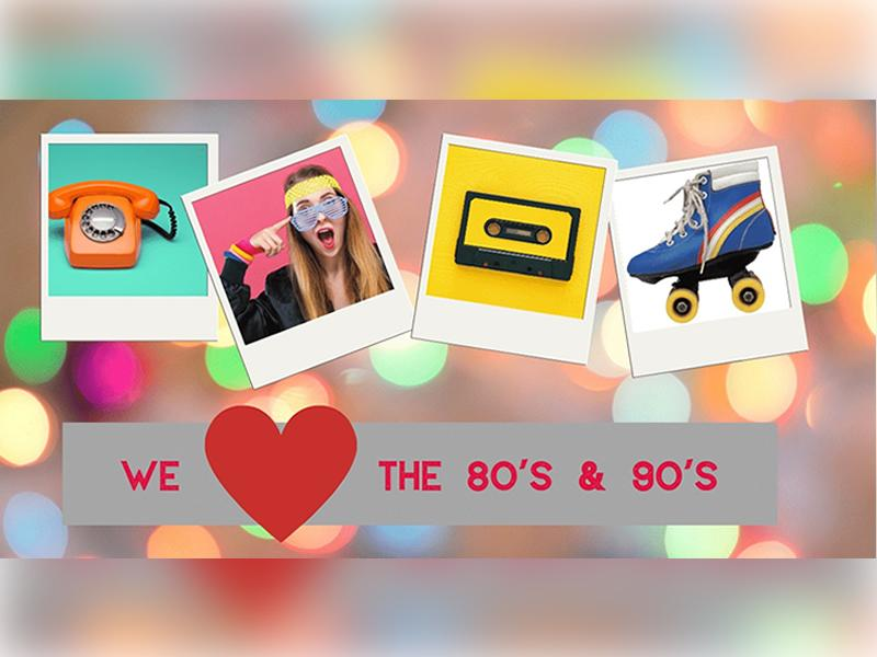 80's & 90's Dinner and Disco