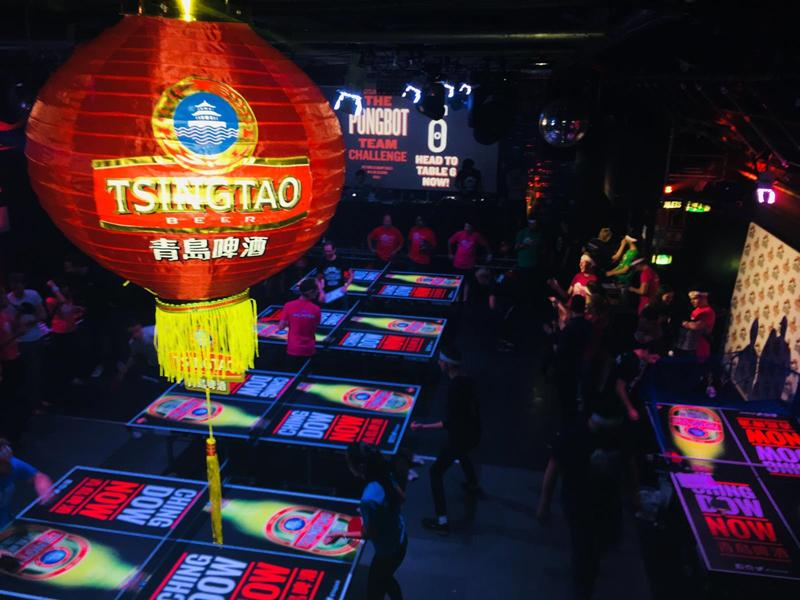 Tsingtao takes over Glasgow
