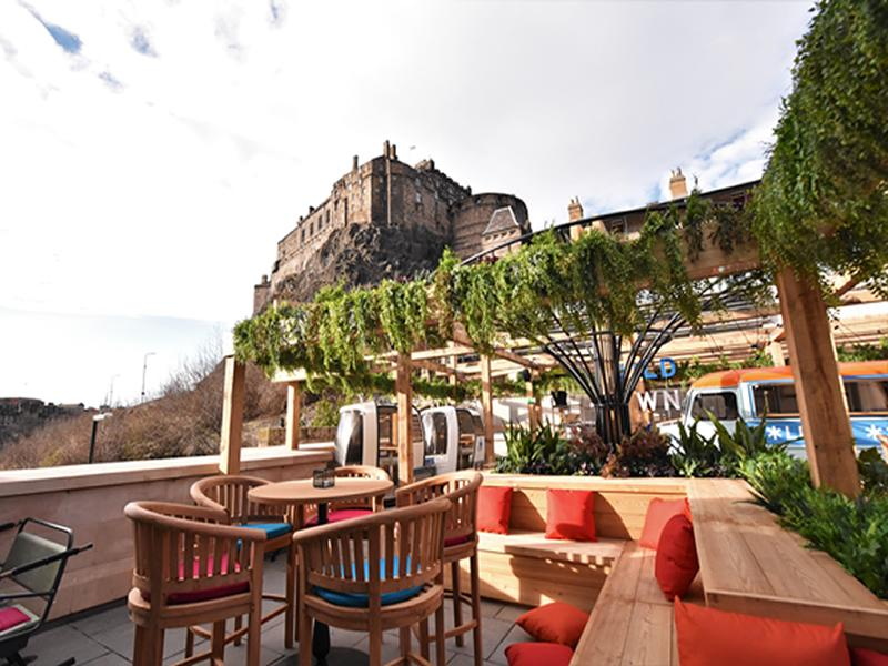 Get a taste for top new foodie experiences in Edinburgh this summer