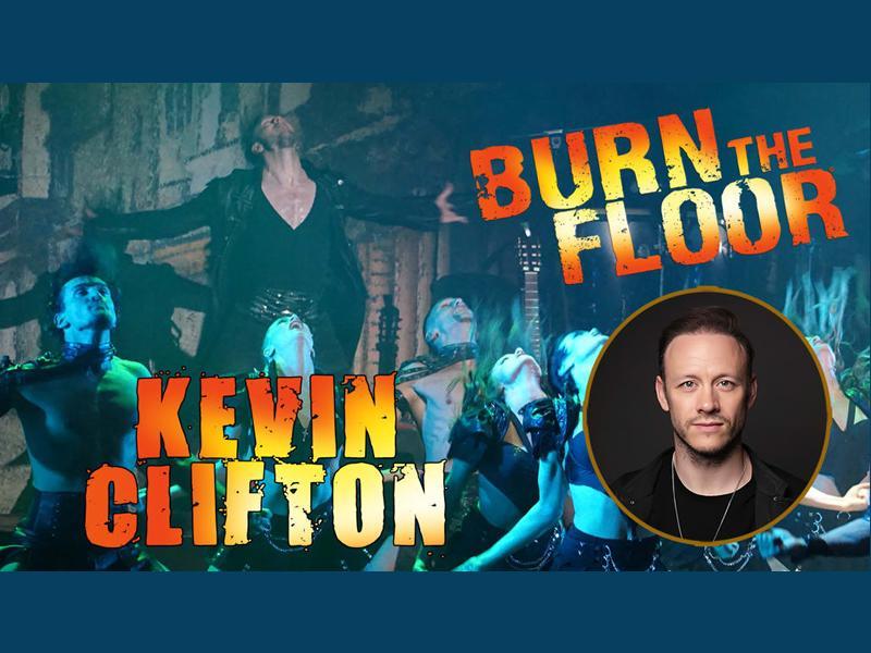 Burn The Floor - CANCELLED