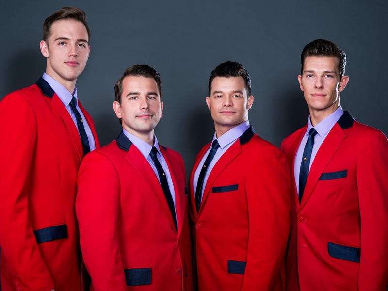 Casting confirmed for Jersey Boys