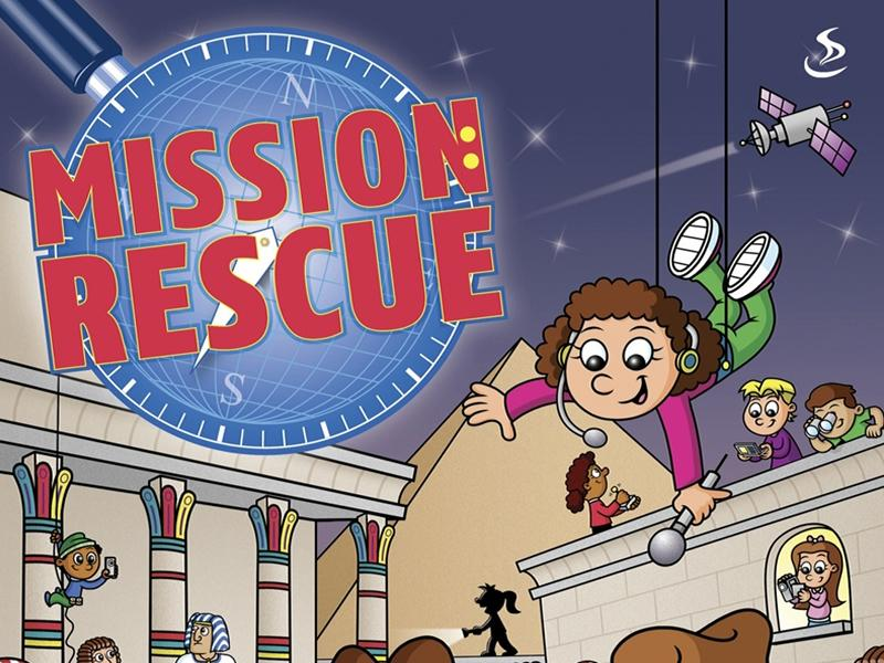 Mission Rescue Holiday Bible Club