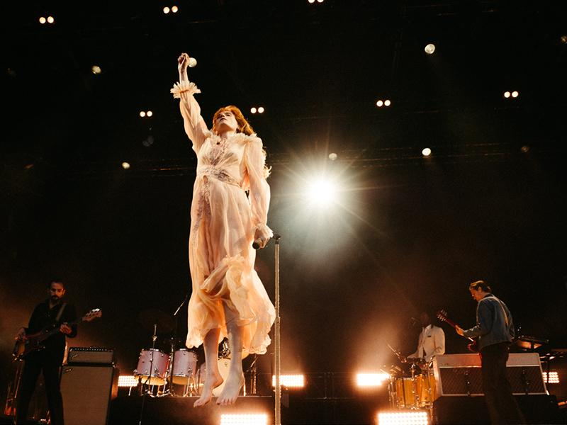 Florence + the Machine opens Summer Sessions in Edinburgh with two nights of incredible performances
