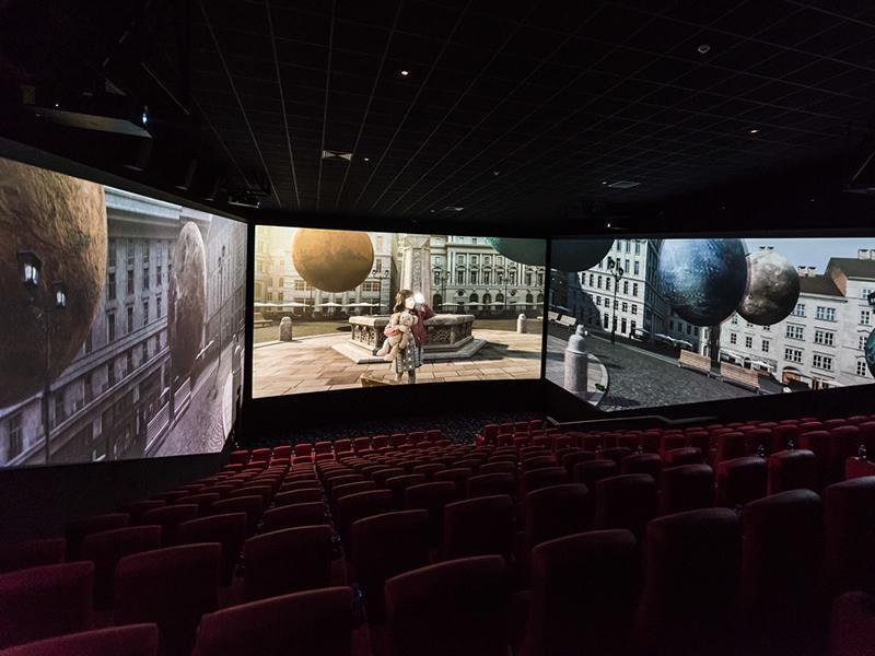 ScreenX coming to Cineworld Edinburgh