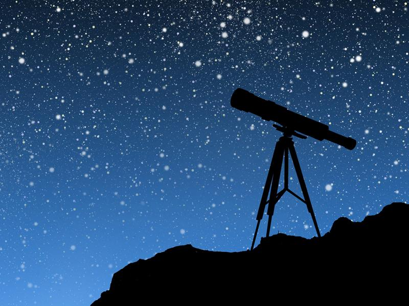 Airdrie Observatory Winter Open Evenings