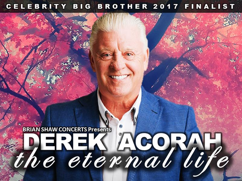 Derek Acorah: The Eternal Life