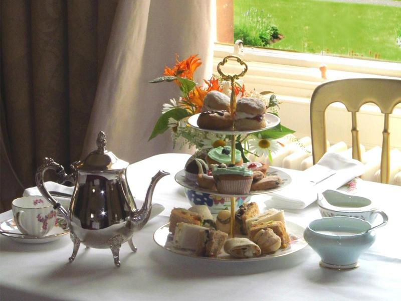 Mother's Day Afternoon Tea at Pollok House