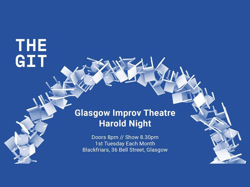 Glasgow Harold Night - Free Improv Comedy