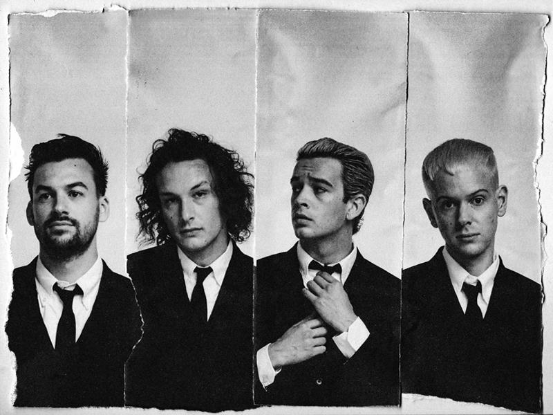 The 1975 announced as headliners for Glasgow Summer Sessions 2019!
