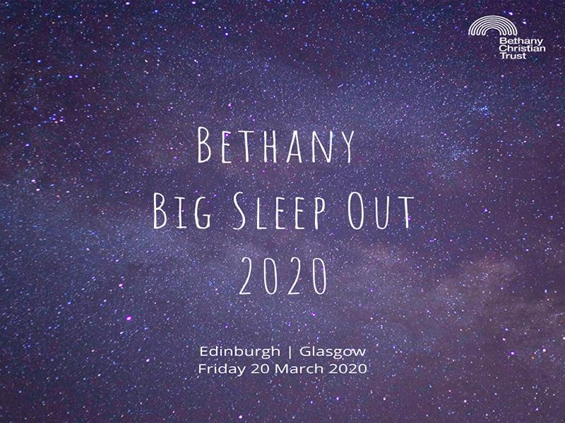 The Bethany Big Sleep Out