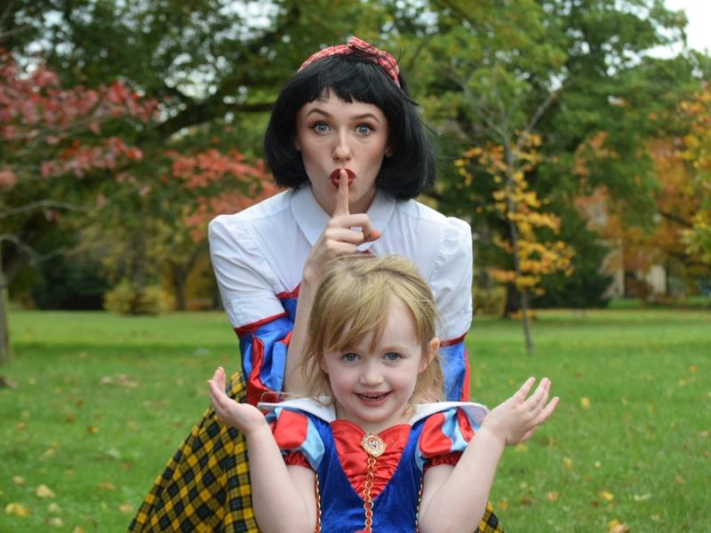 Snow White fun day kicks off panto season!