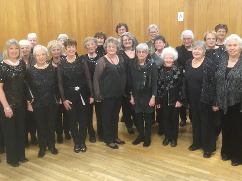 Friends of the Byre: Swilcan Singers