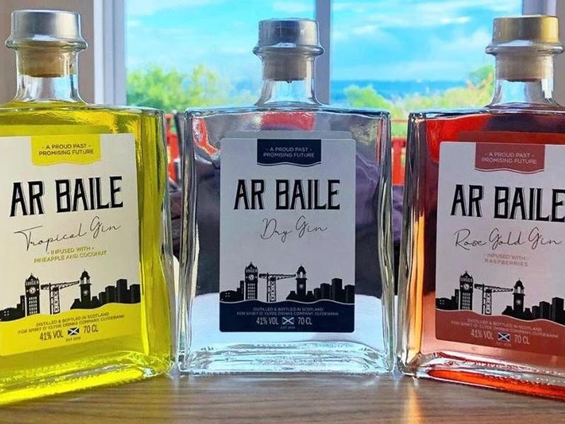 Free in-store tasting of Ar Baile Gin