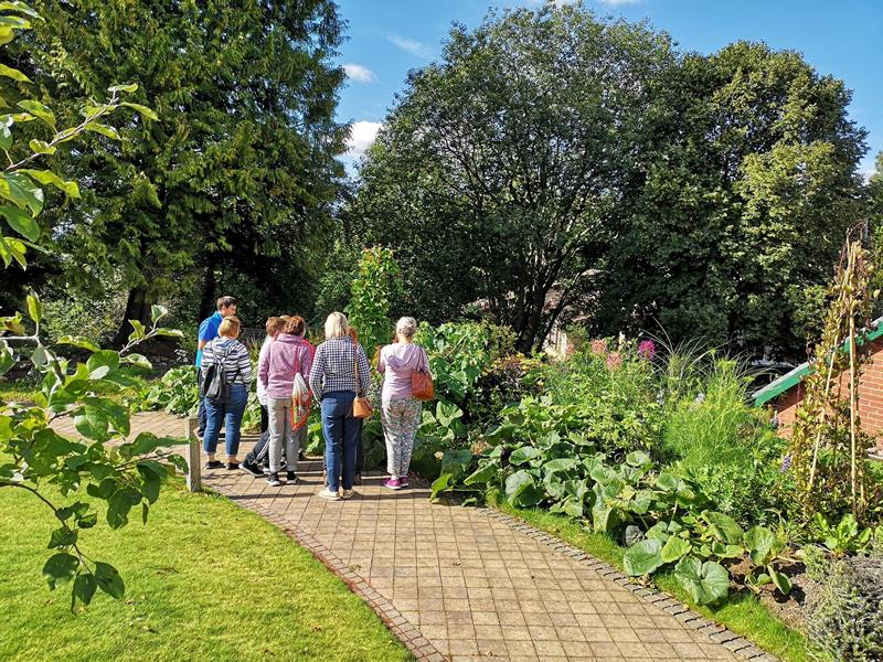 Castlebank Horticultural Centre Open Day for #WorldAlzheimerDay