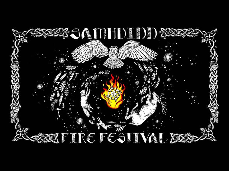 Hearth Fire – Digital Samhuinn Fire Festival