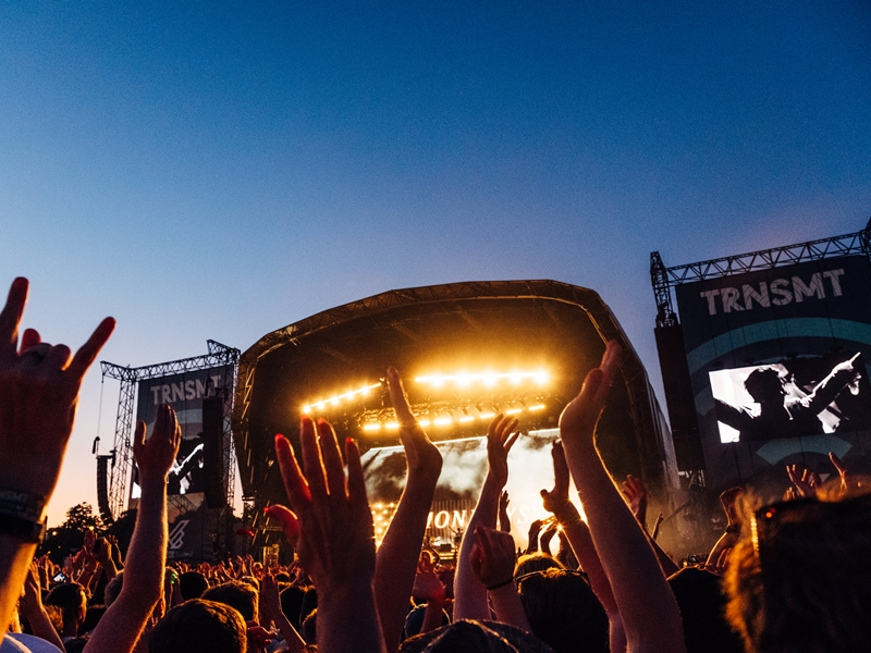 TRNSMT Festival announce plans for 2019!