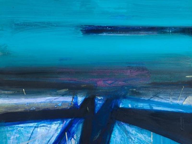 Exhibition: Barbara Rae CBE RA