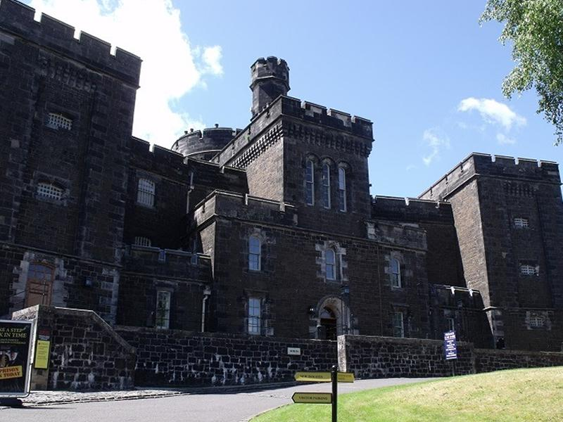 Paranormal Investigation: Stirling Old Town Jail