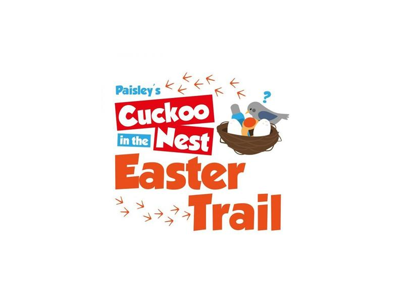 Paisley's Cuckoo in the Nest Easter Trail