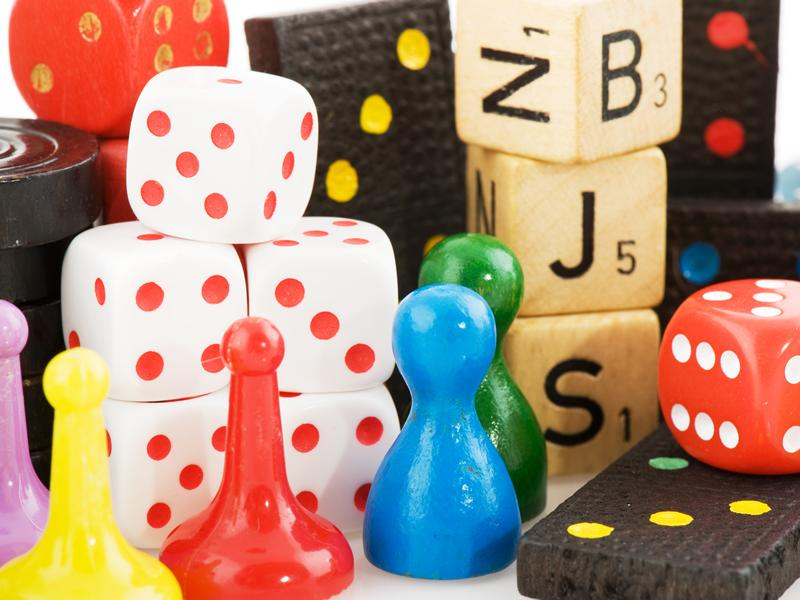 The Market Place Newton Mearns: Board Games Group