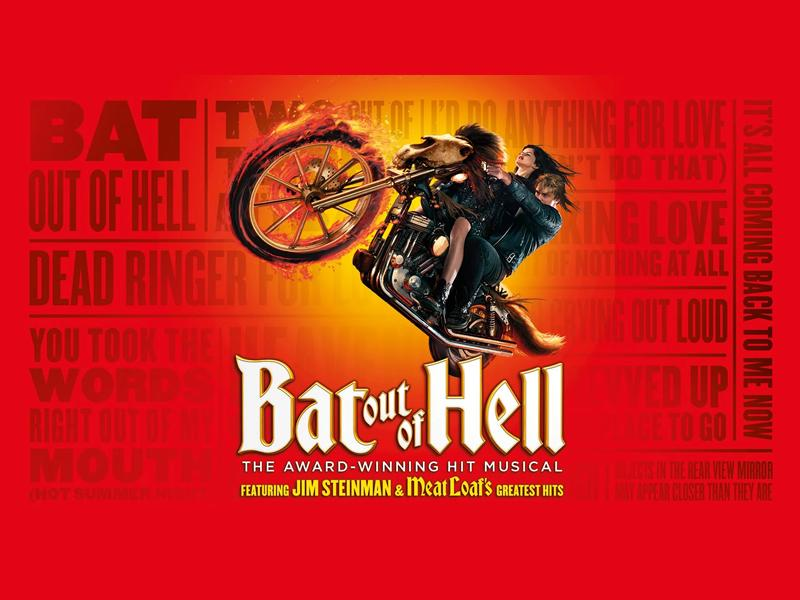Bat Out Of Hell - SUSPENDED