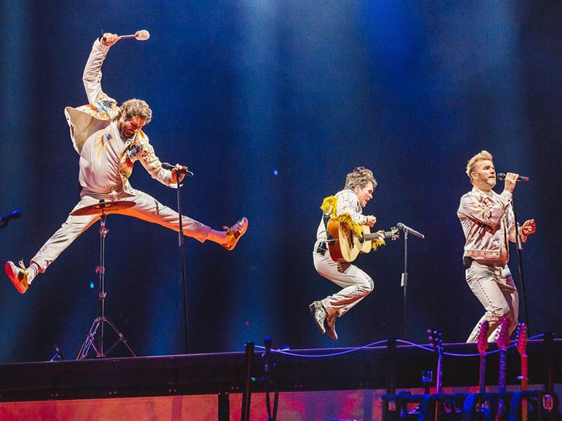 Take That on the big screen in Hamilton for one night only!