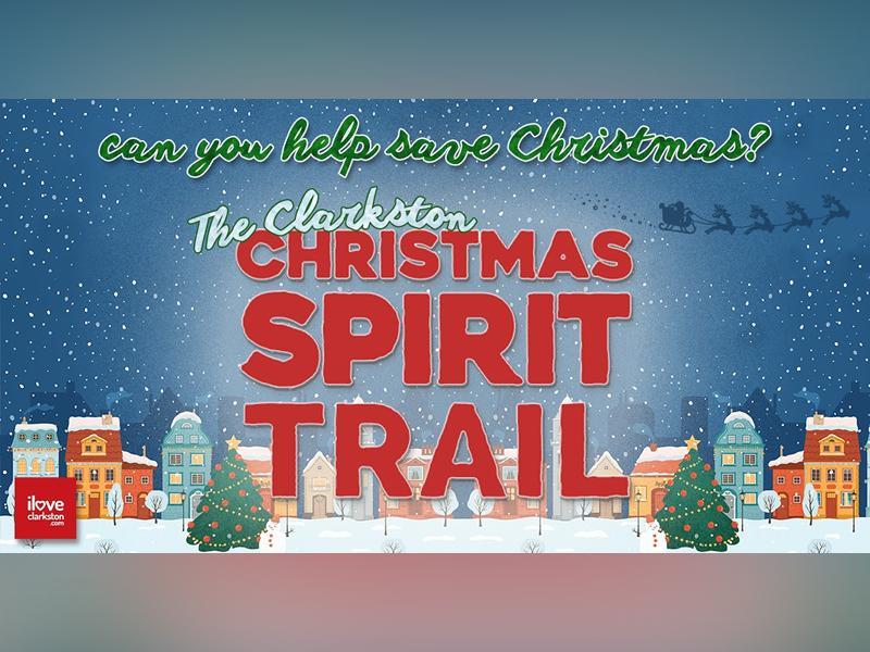 The Clarkston Christmas Trail