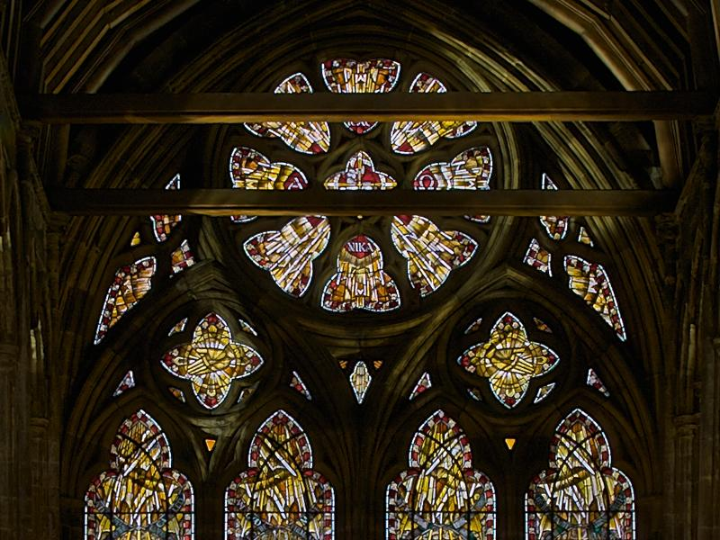 Glasgow Cathedral Festival: Stained Glass Tour