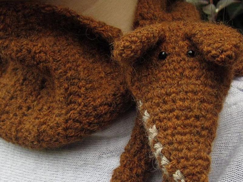 A Bit Trickier Crochet LIVE: Fernando Fox Wrap CAL