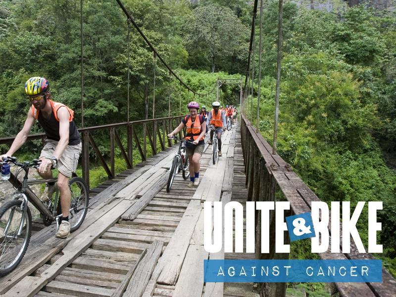 Unite and Bike Against Cancer Information Evening