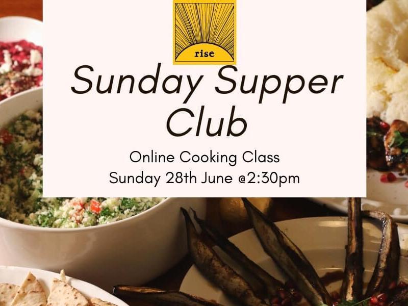 Rise:Glasgow Sunday Supper Club