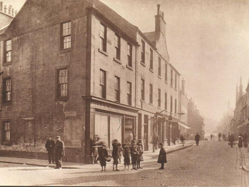Paisley Now & Then Heritage Walk