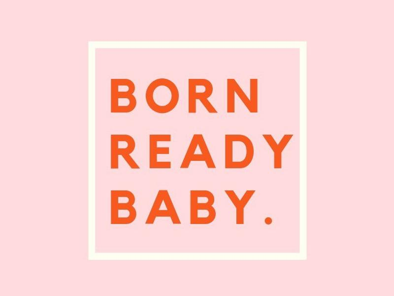 BORN READY BABY. Glasgow Hypnobirthing Group Classes