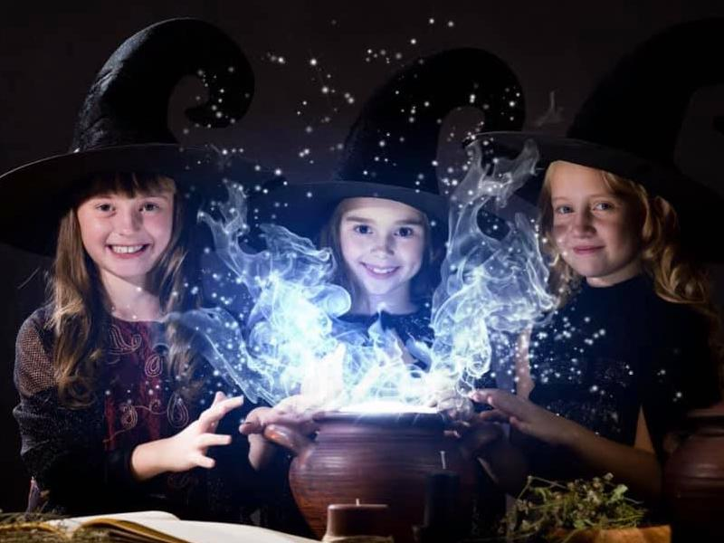 Children's Potions & Science Class